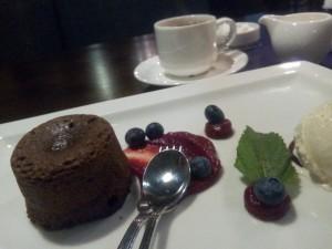 dessert kaffee
